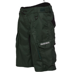 Zimtstern Targaz Bike Shorts Men Dark Forest